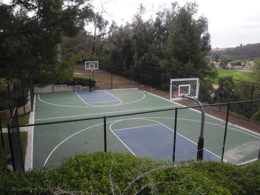 Basketball Court High Country West